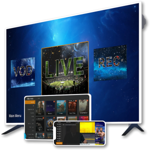 iviewHD IPTV service