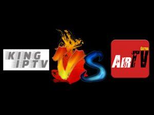 king iptv vs airtviptv