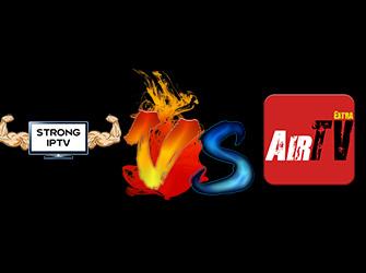 strong iptv vs iptv airtv
