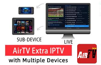 airtv iptv multi-room