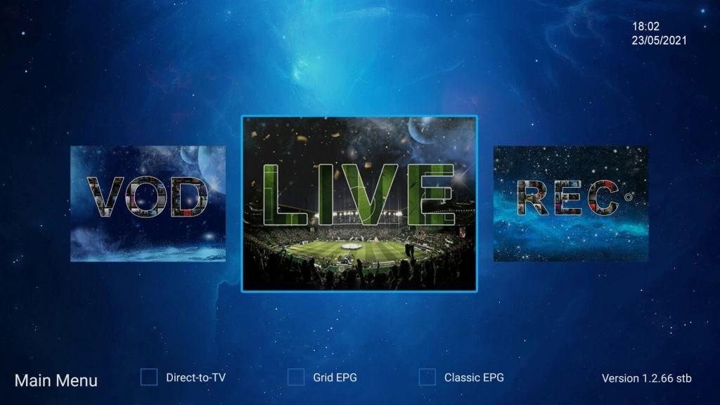 AirTV-IPTV-UI
