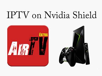 airtv iptv on nvidia shield
